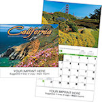 California Wall Calendars